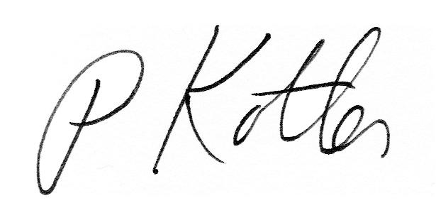 Kotler autograph 2006